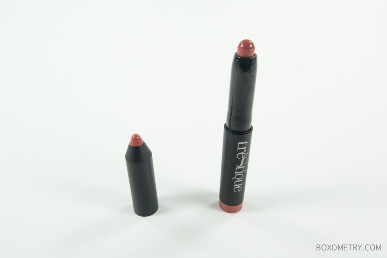 Boxometry Ipsy November 2015 Review - treStiQue Mini Matte Lip Crayon