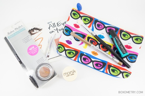 Ipsy Glam Bag Review - January 2016